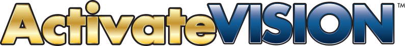 Activate Vision Logo (Text Only) (Big)